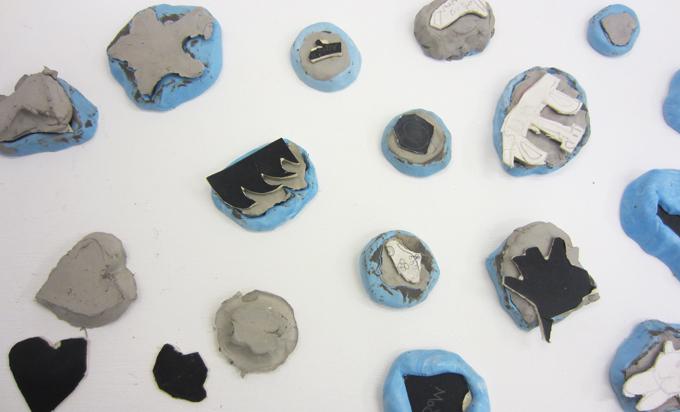 Stanley Picker Gallery Schools Exhibition inspired by Martin Westwood, 2011