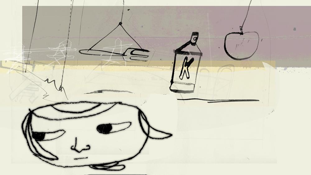 Careful (animation still) 2005