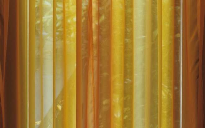 Bridget Smith Curtains (detail) 2012