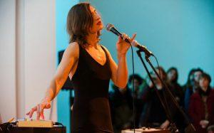 Anat Ben David MeleCh Live Performance