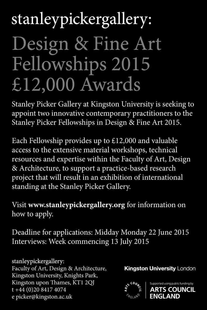Fellowships 2015 newsletter