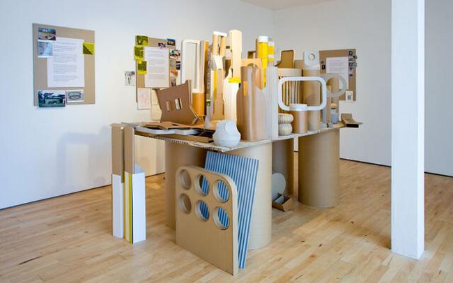 Fabien Cappello prototypes (installation view)