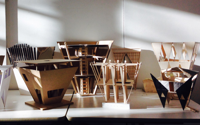 Terunobu Fujimori with Kingston University School of Architecture & Landscape