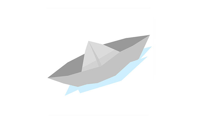 Pop-up Exhibition: Paper Boats