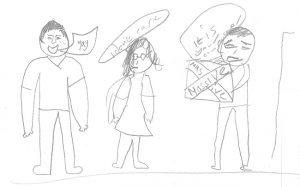 Drawing by Kamran