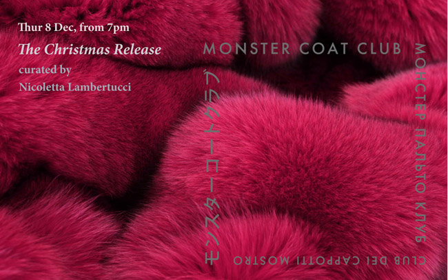 Monster Coat Club presents The Christmas Release