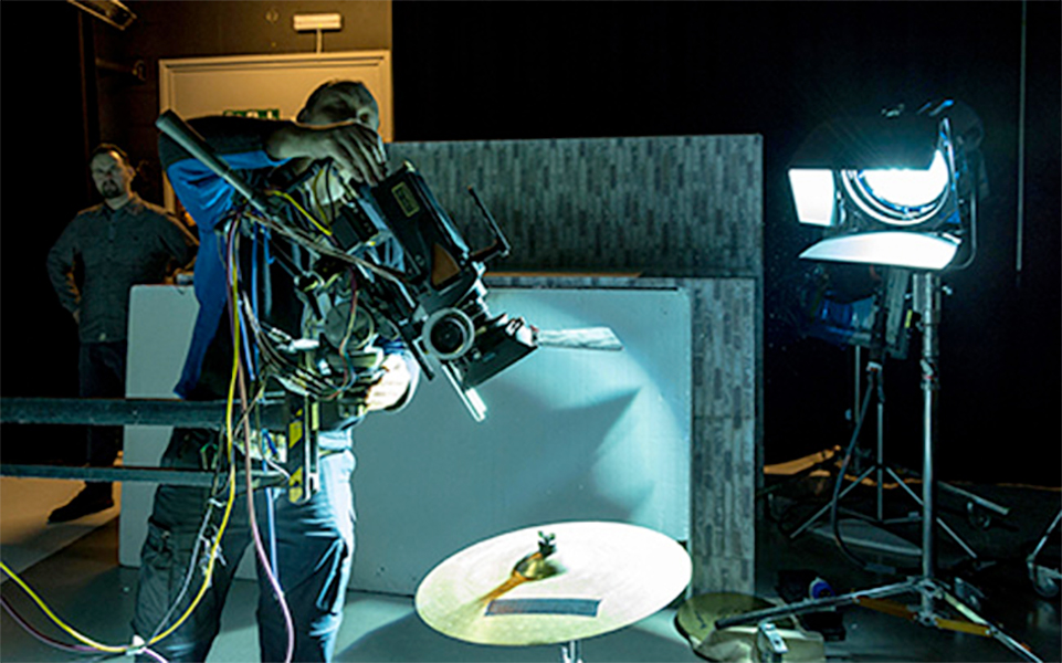 Goldfrapp Event Uses Kingston University World-Class Moving Image Studio Tales of Us