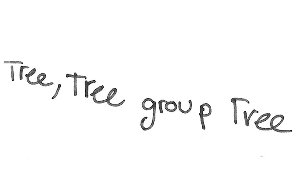 Tree tree group tree
