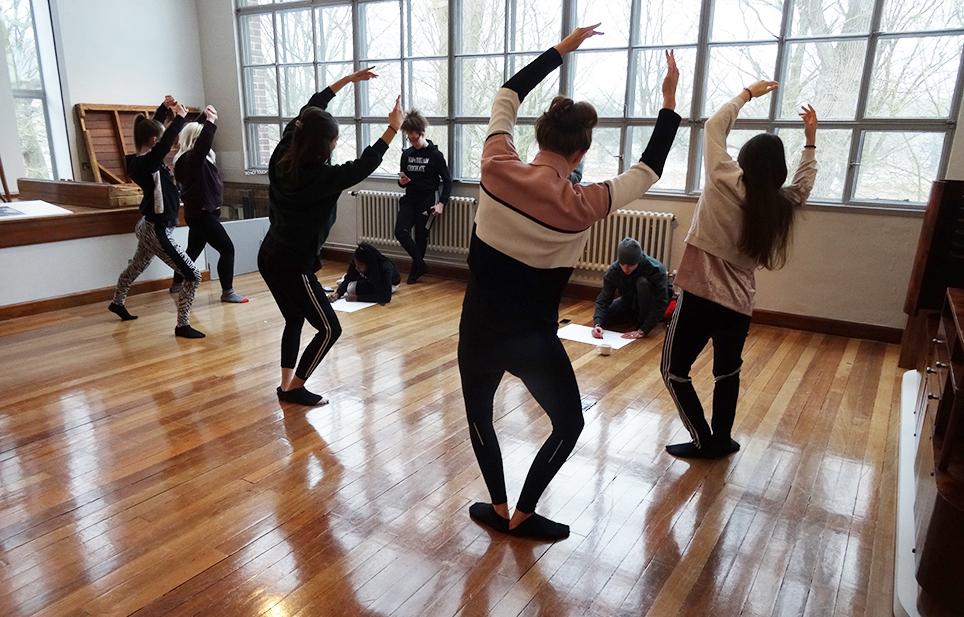 Dancing Histories